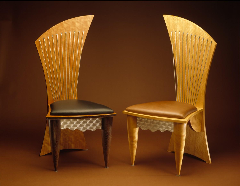 Balance Steveholman H  Asymmetrical Chairs Original Balancehtm